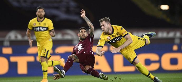 Parma sestupuje ze Serie A