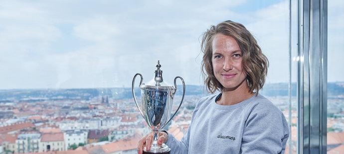 Vítězka Wimbledonu Barbora Strýcová končí kariéru
