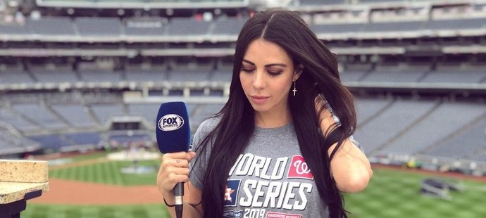 Mexická hvězda televizních obrazovek Jimena Sanchezová.