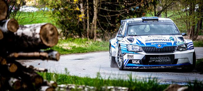 Kopecký se blíží dalšímu triumfu na Rallye Šumava