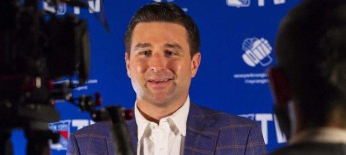 Bývalý hokejový útočník Chris Drury povede Rangers jako generální manažer a týmový prezident