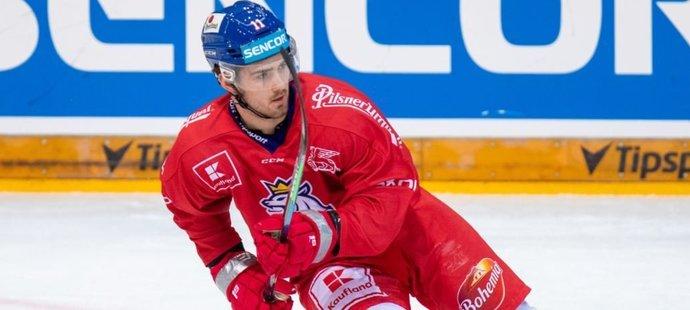 Útočník Red Wings Filip Zadina se již připojil k národnímu týmu