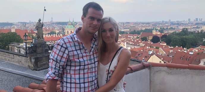 Denisa a Jan Šátralovi čekají miminko.