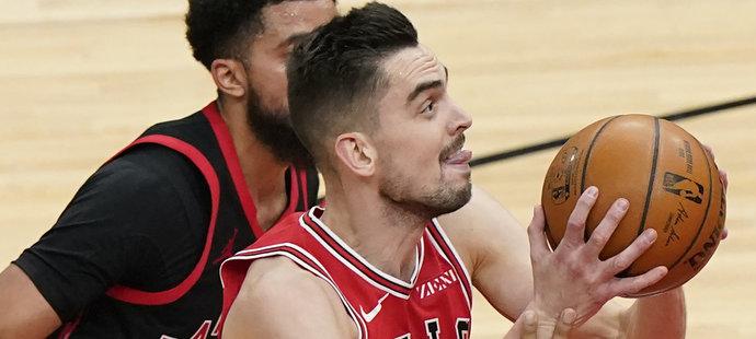 Chicago drží naději na play off NBA