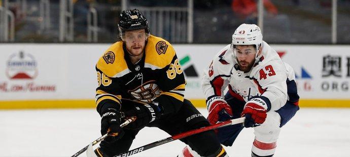 Play off NHL 2021 vypukne pikantní českou sérii mezi Bostonem a Washingtonem