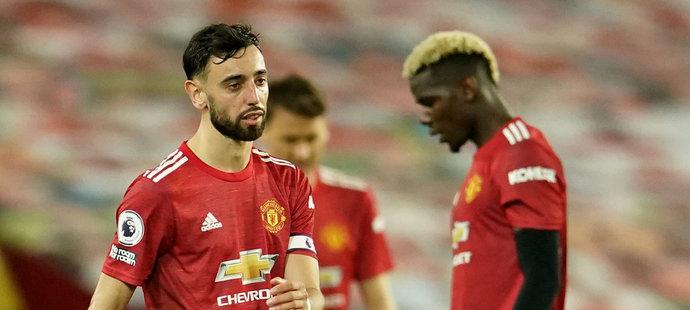 United prohráli dva zápasy v rychlém sledu
