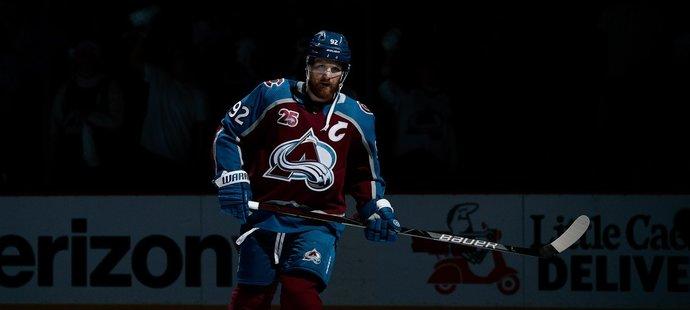Kapitán Avalanche Gabriel Landeskog je po vyřazení v sérii s Las Vegas hrdý na svůj tým, předčasný konec ho však bolí