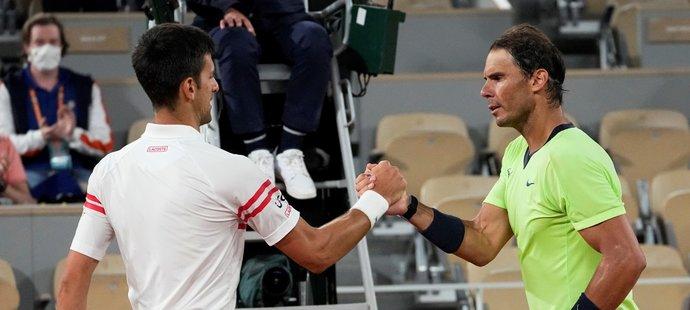 Rafael Nadal padl na French Open teprve potřetí v kariéře