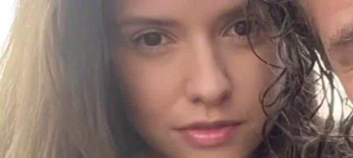 Jaromír Jágr má oči jen pro svoji nádhernou Dominiku
