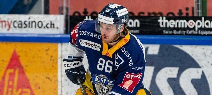 Erik Thorell mění Zug za Spartu