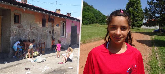 Nadějná běžkyně Annamária už prý v osadě bydlí s přítelem.