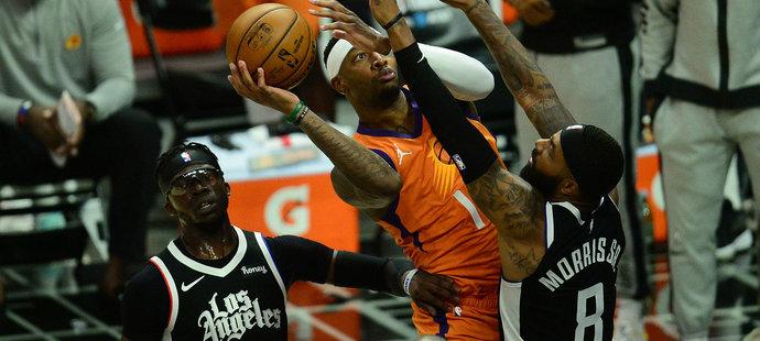 Clippers ukončili vítěznou sérii Phoenixu