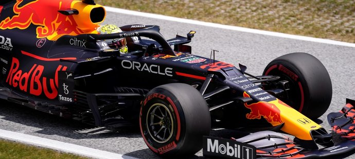 Kvalifikaci na VC Štýrska vyhrál Nizozemec Max Verstappen