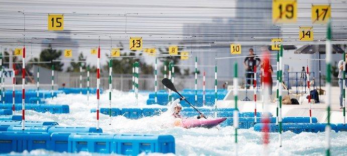 Olympijský kanál na vodní slalom vzbudil velkou kritiku, úpravy trati ale podivně usnuly...