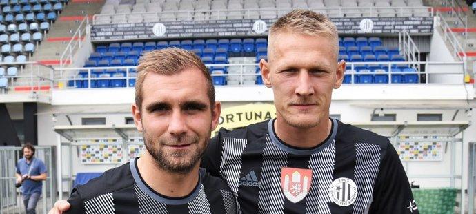 Dynamo České Budějovice v nových dresech