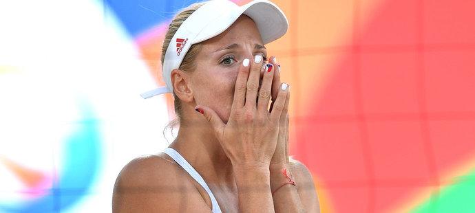 Markéta Sluková na další olympijskou účast čekala pět let, přišla o ni těsně před startem