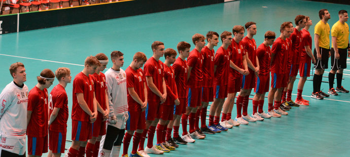 Florbalové juniory čeká šampionát v Brně. Navážou na dva roky staré zlato?