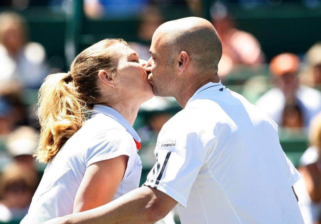 Steffi Gráfová a Andre Agassi se navždy zapsali do dějin tenisu