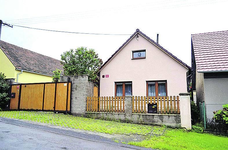 Berbrův dům v Žerovicích