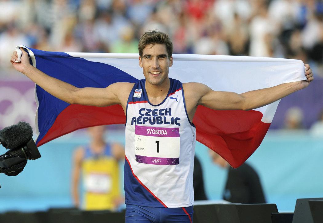 Olympiáda v Riu bude zřejmě Svobodova poslední (archivní foto)