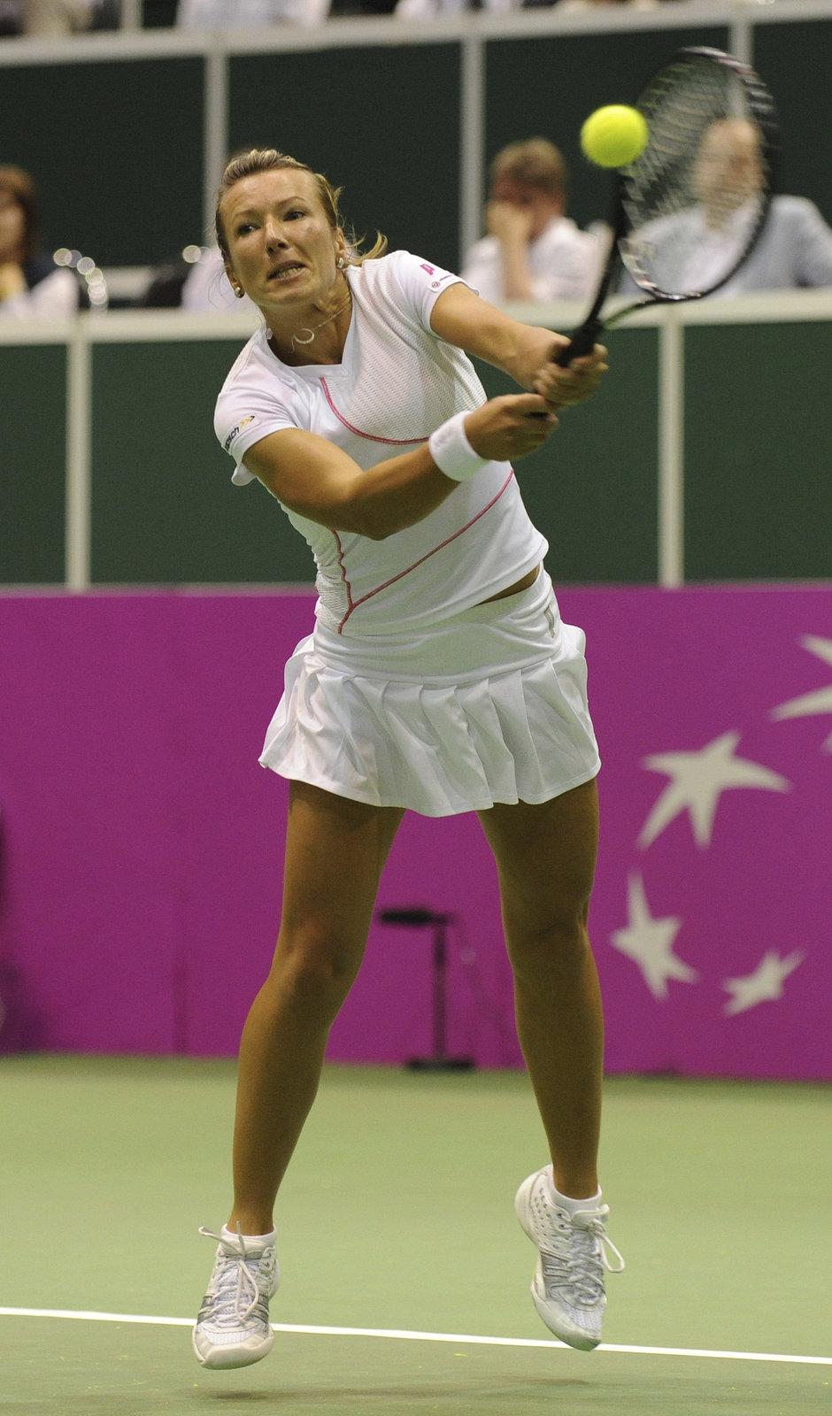 Květa Peschkeová ještě s tenisovou kariérou končit nehodlá