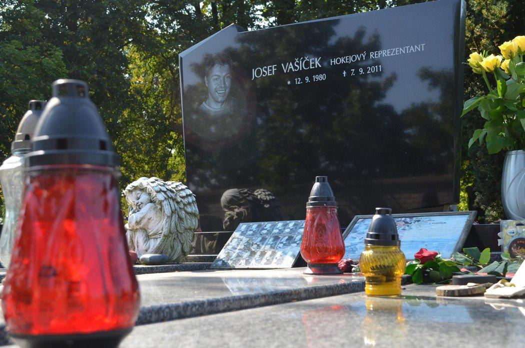 Hrob Josefa Vašíčka