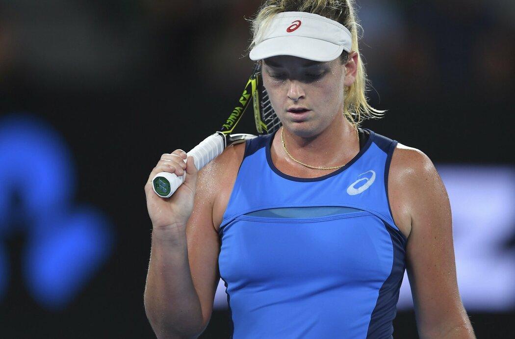 Angelique Kerberová nestačila na Američanka Vandewegheovou