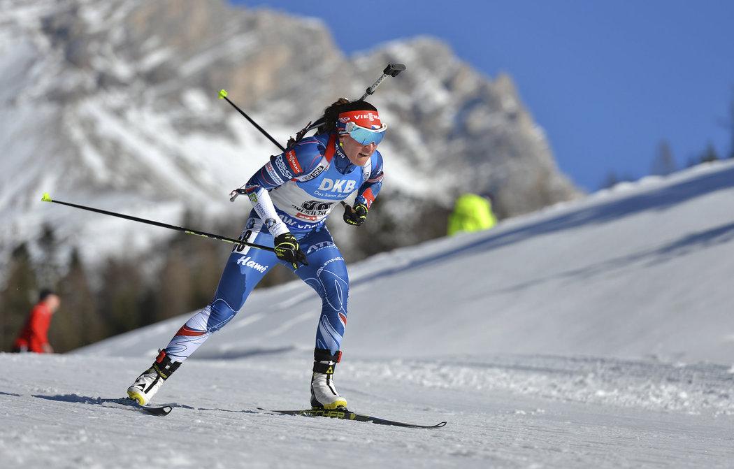 Veronika Vítková má na sprinterskou trať dobré vzpomínky