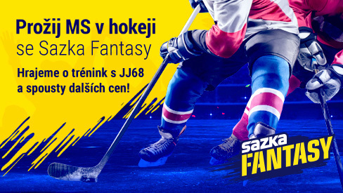 Sazka Fantasy MS v hokeji 2017