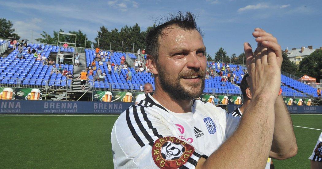 Tomáš Ujfaluši (40) se věnuje dceři Kateřině a podniká jako hoteliér, dělal skauta ve Spartě.