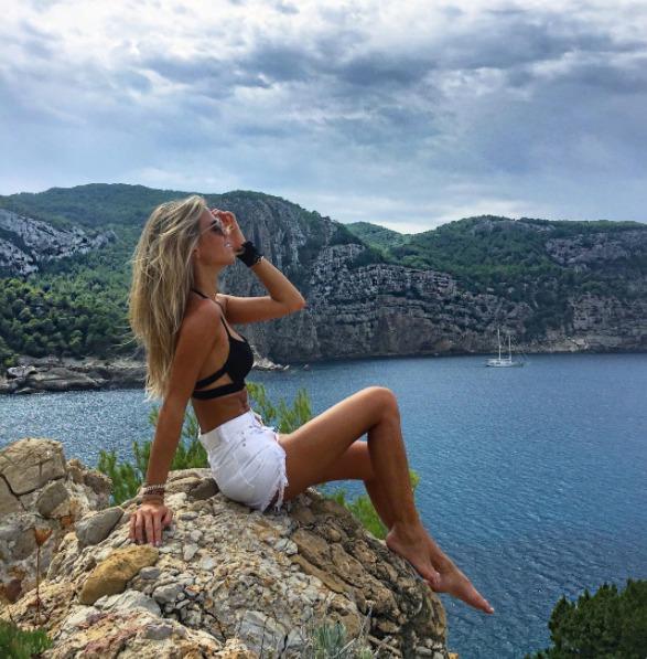 Veronika Kopřivová si užívala dovolenou na Ibize bez Jaromíra Jágra