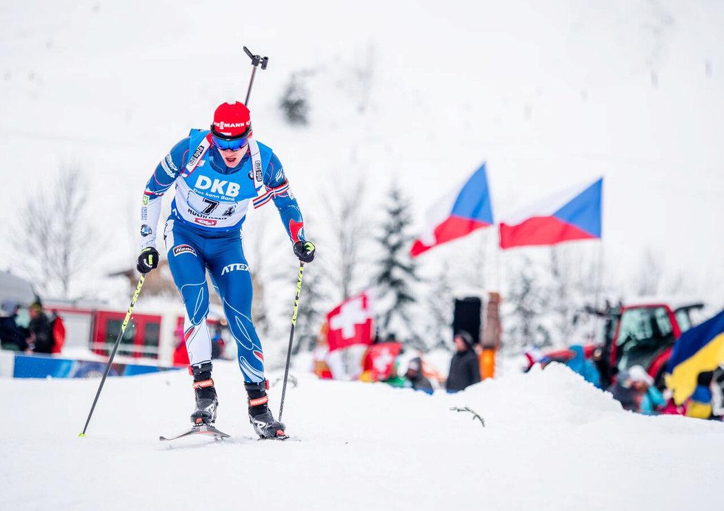 Michael Krčmář skončil jako nejlepší z Čechů