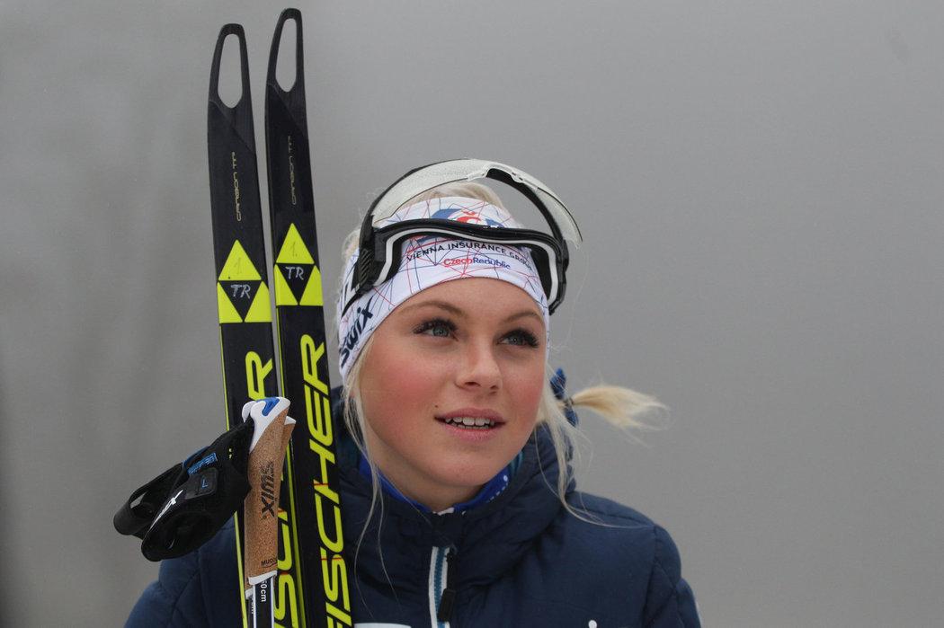 Stejně jako Kateřinu Neumannovou trénuje Barboru Havlíčkovou Stanislav Frühauf