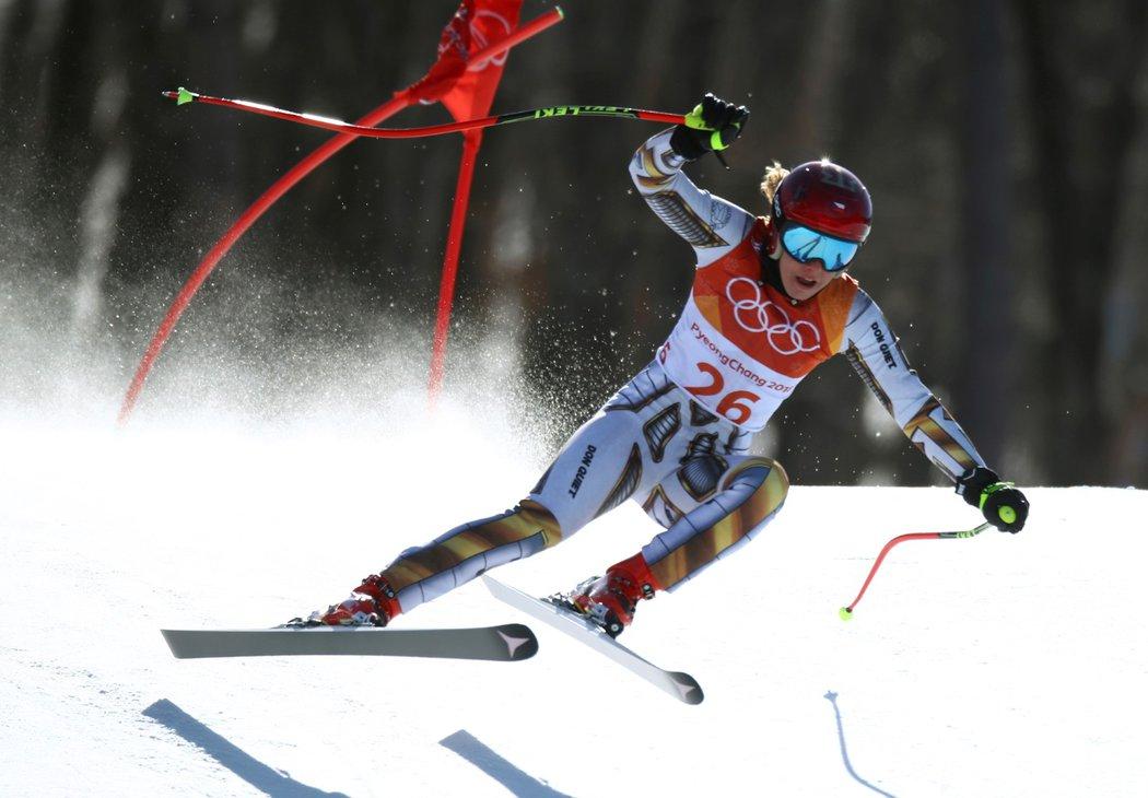 Pro Ester Ledeckou se jedná o životní výsledek na lyžích
