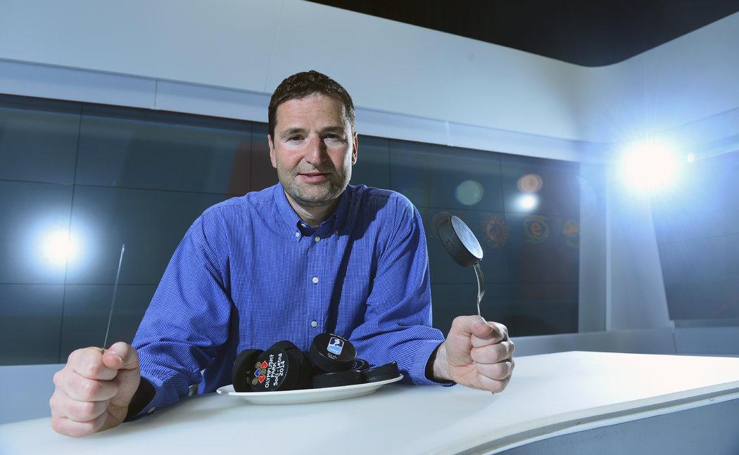 Robert Záruba se vyjadřuje k změně v rozložení vysílacích práv na hokejovou extraligu