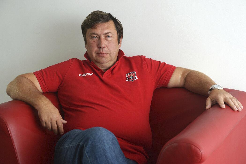 Boss hradeckého Mountfieldu Miroslav Schön