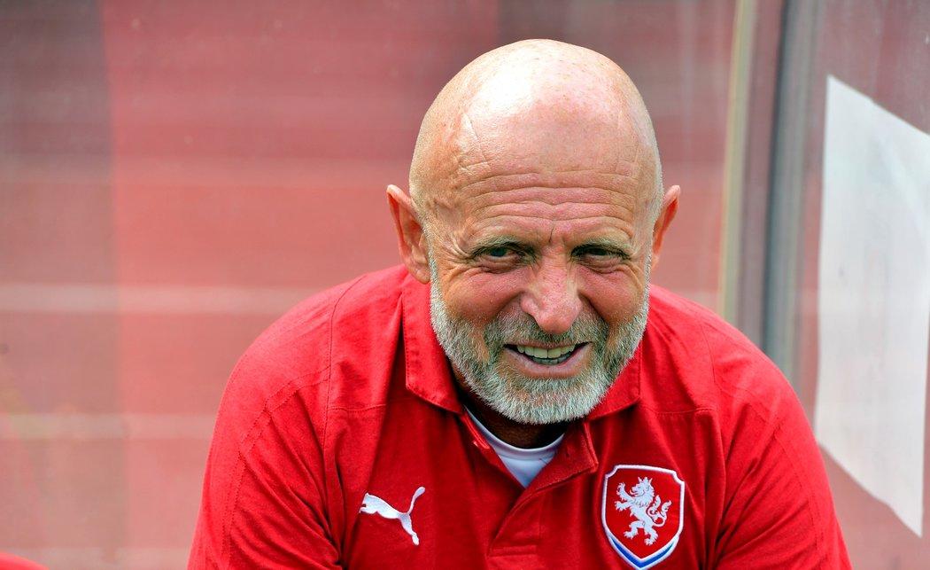 Český trenér Karel Jarolím