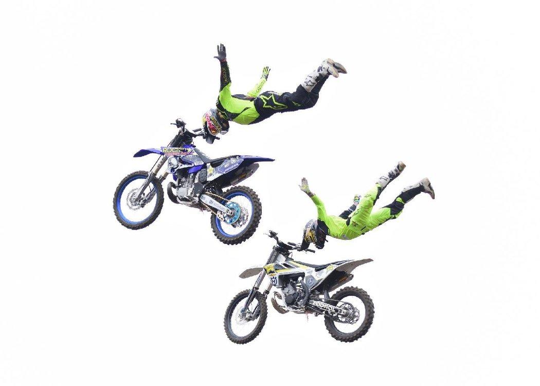 Freestyle motokrosař Libor Podmol skončil na šestém místě v disciplíně Best trick na X-Games v Austrálii.