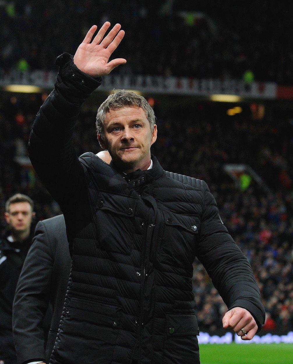 Ole Gunnar Solskjaer je novým trenérem Manchesteru United