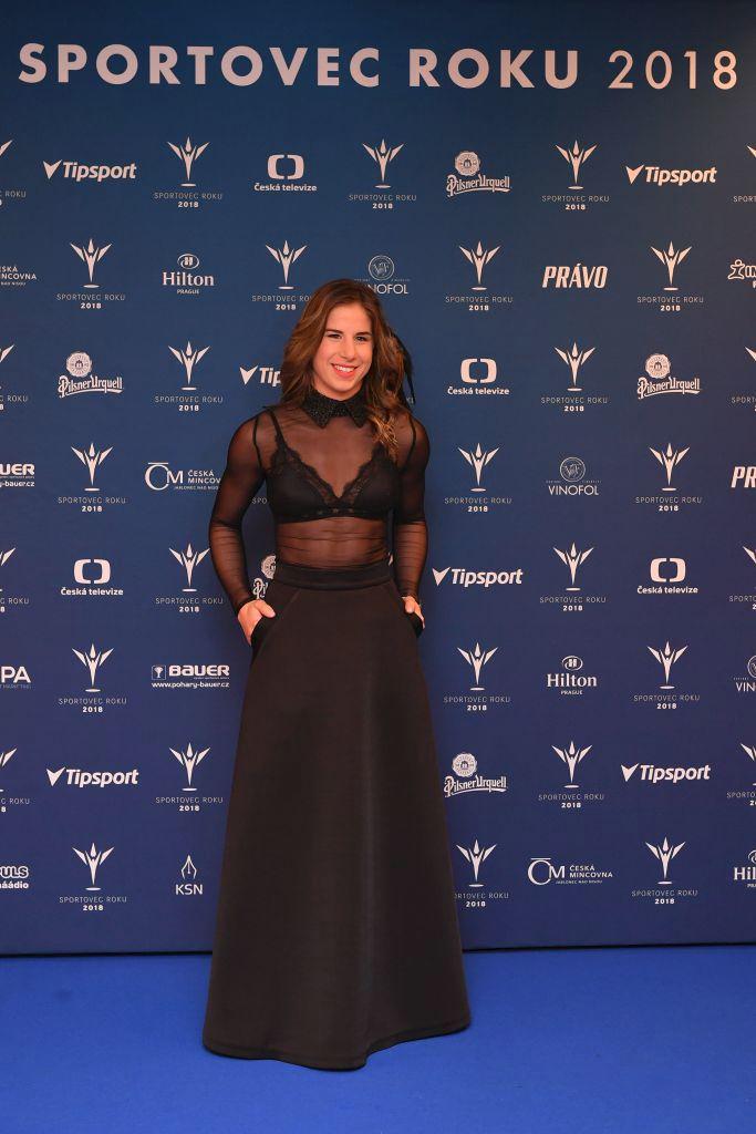 Nejlepší sportovkyně Česka za rok 2018 Ester Ledecká