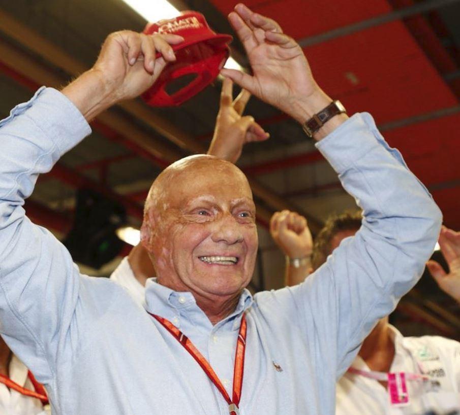 Niki Lauda, legenda formule 1