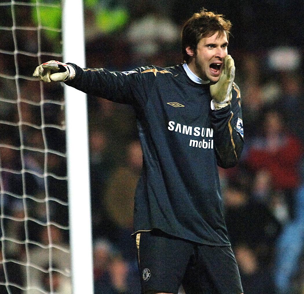 S Chelsea vybojoval Petr Čech čtyři mistrovské tituly v Premier League