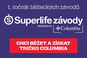 Superlife Columbia závody