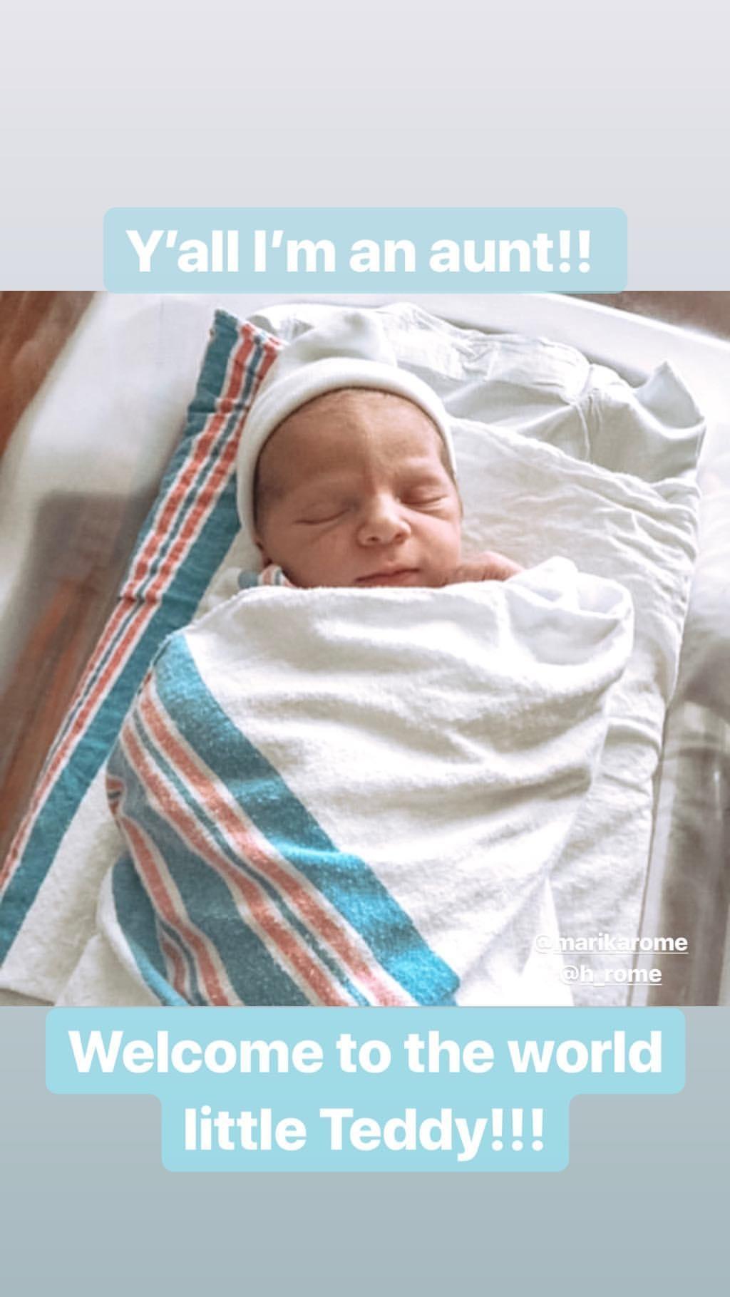 Maličký Teddy, první vnouče legendárního Ivana Lendla