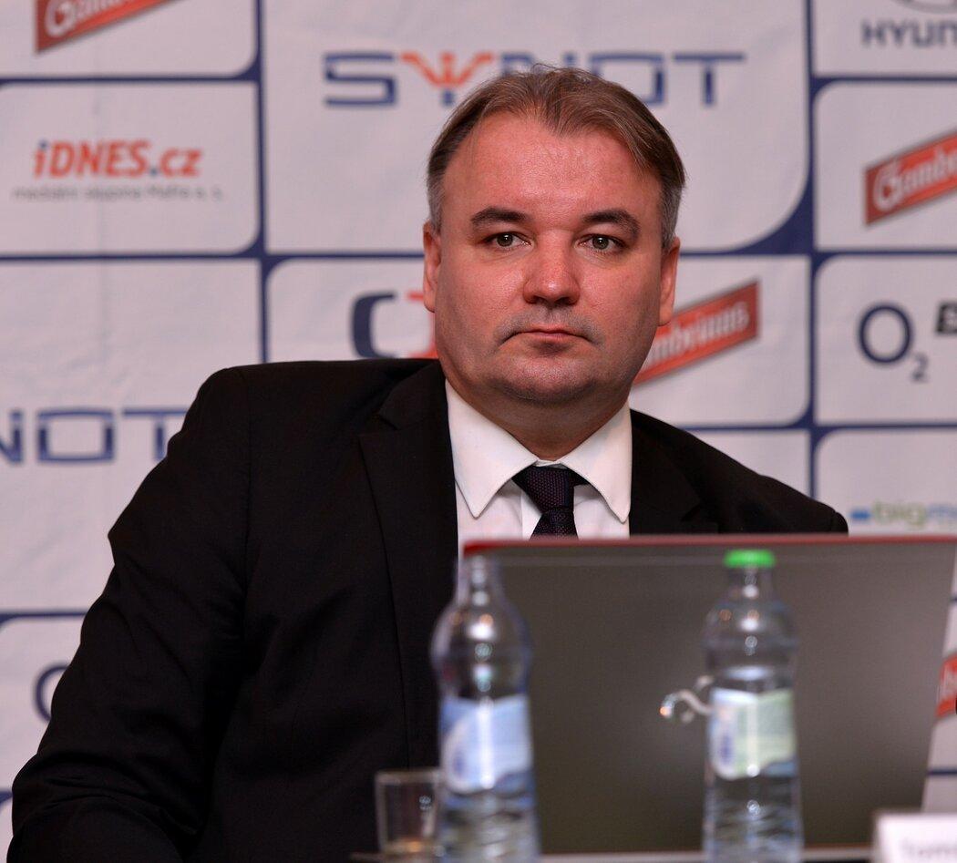 Výkonný ředitel LFA Tomáš Bárta
