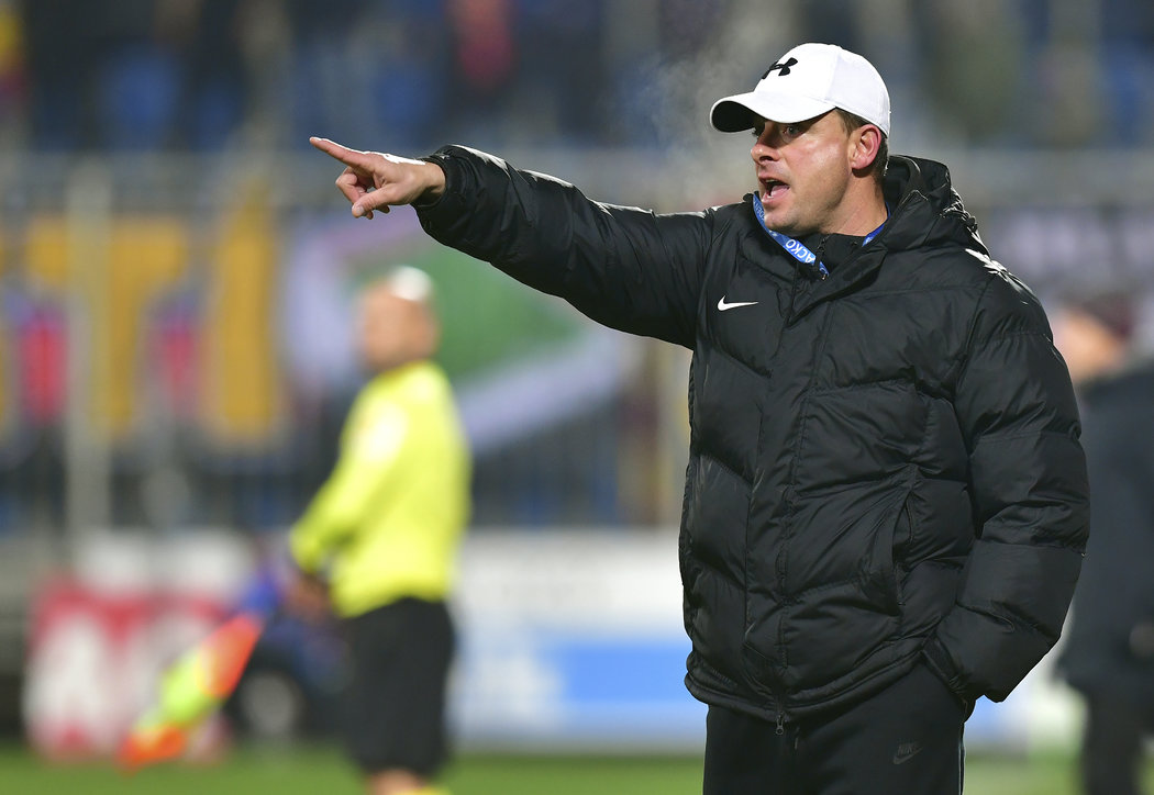 Martin Svědík dál povede fotbalisty Slovácka