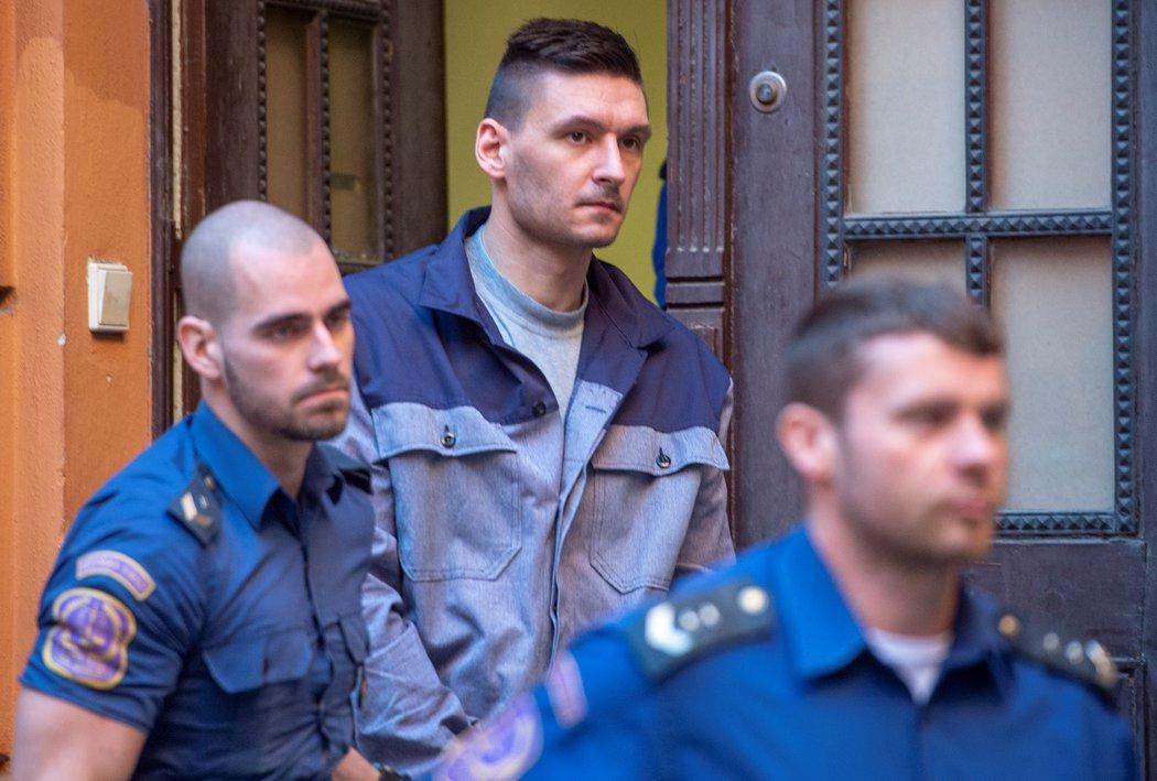 Radim Žondra je obžalovaný z útoku na tenistku Petru Kvitovou, hrozí mu až 12 let vězení.