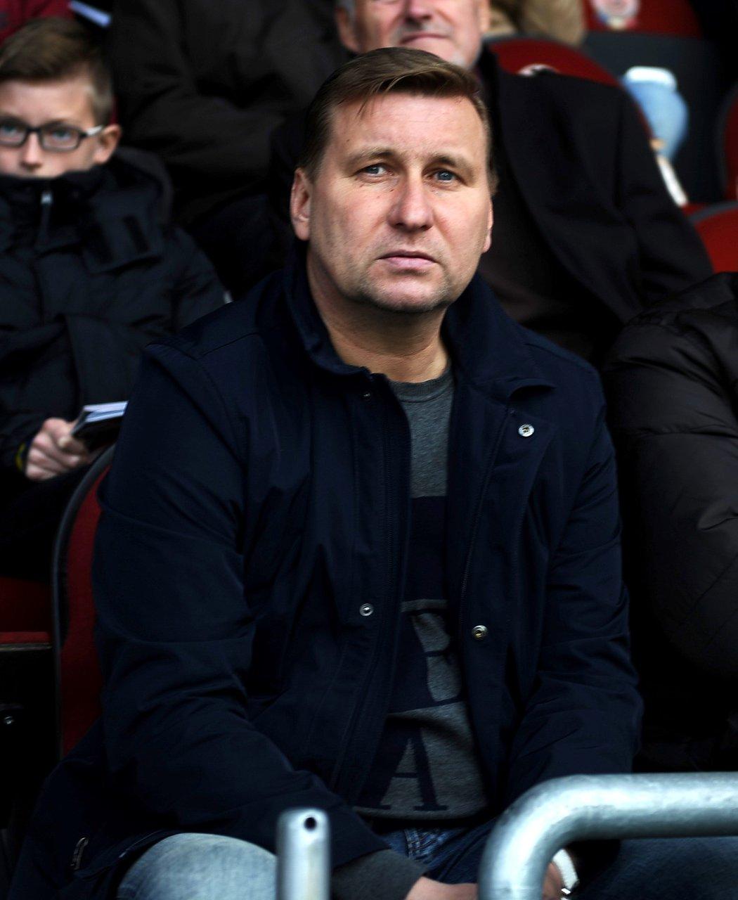 Bývalý fotbalista Horst Siegl pravidelně navštěvuj utkání FORTUNA:LIGY