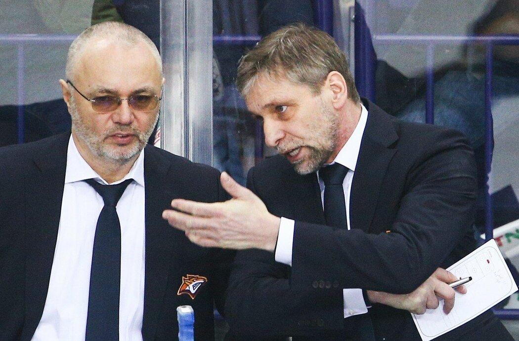 Josef Jandač vydržel v Magnitogorsku sezonu a kousek