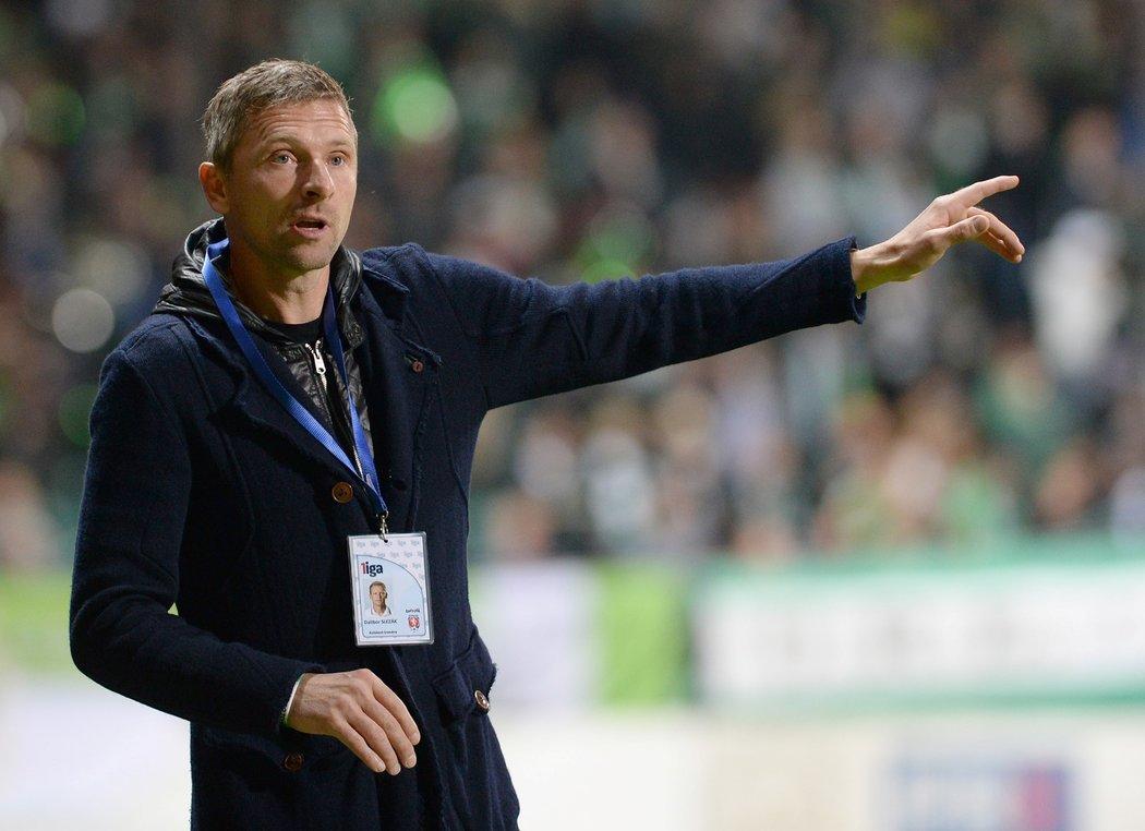 Trenér Bohemians Martin Hašek